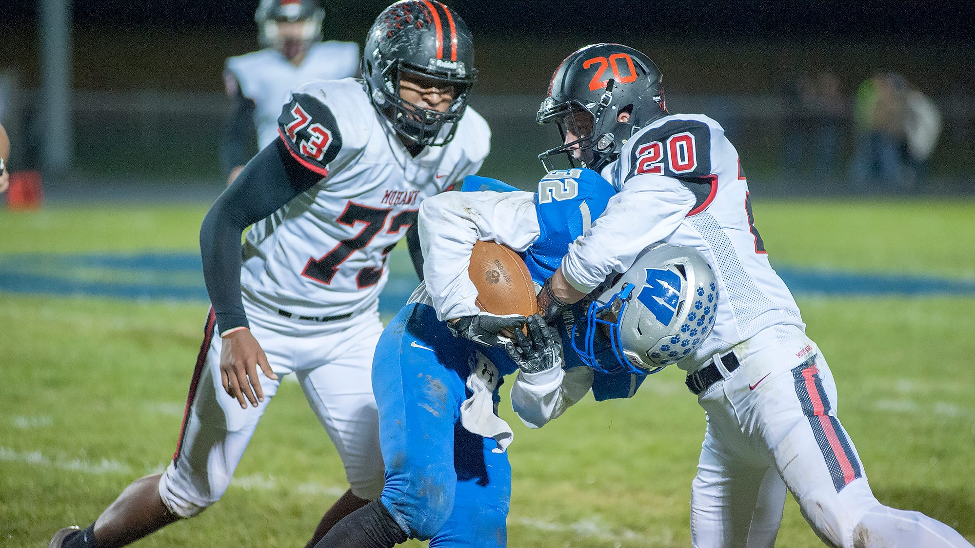 'We got dominated:' Wynford shutout at home by No. 1 Mohawk