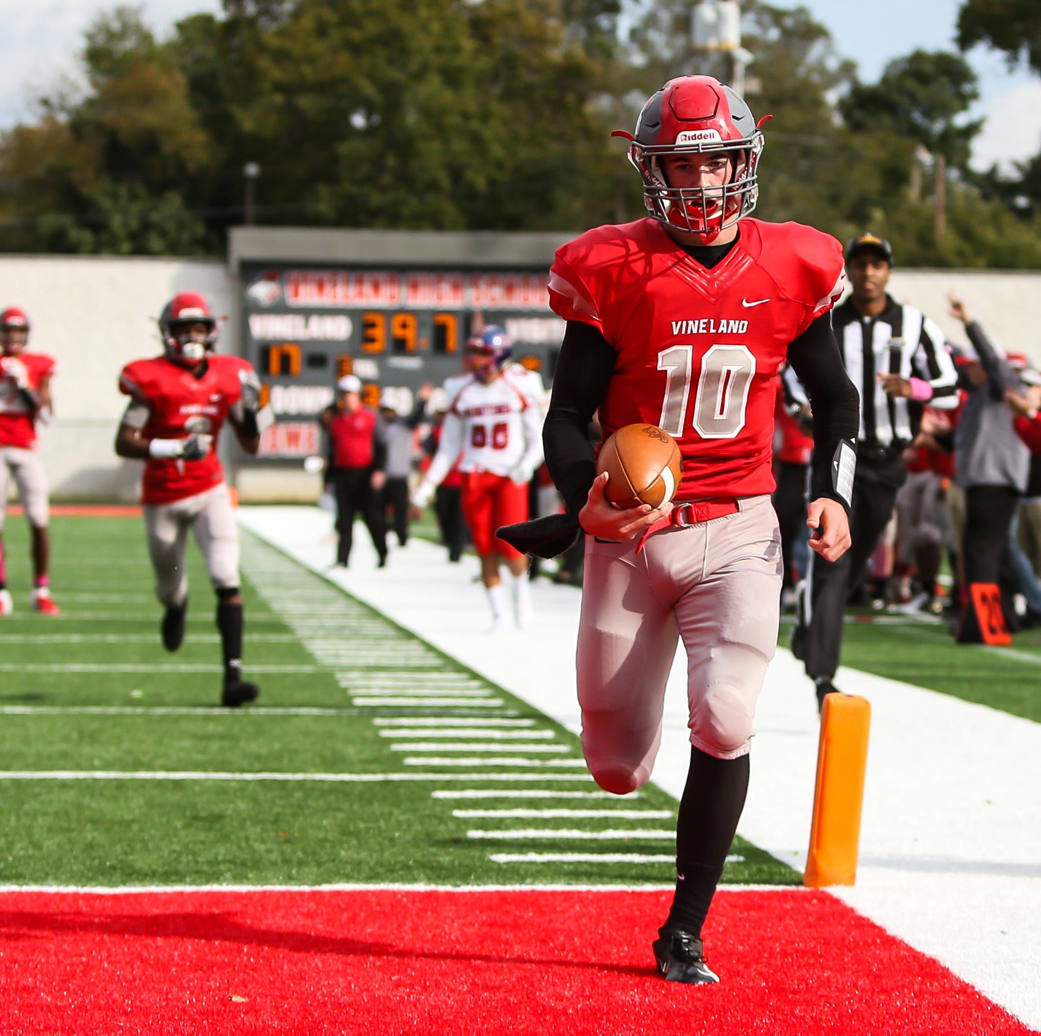 H.S. football: Vineland wins game, but suffers bigger loss