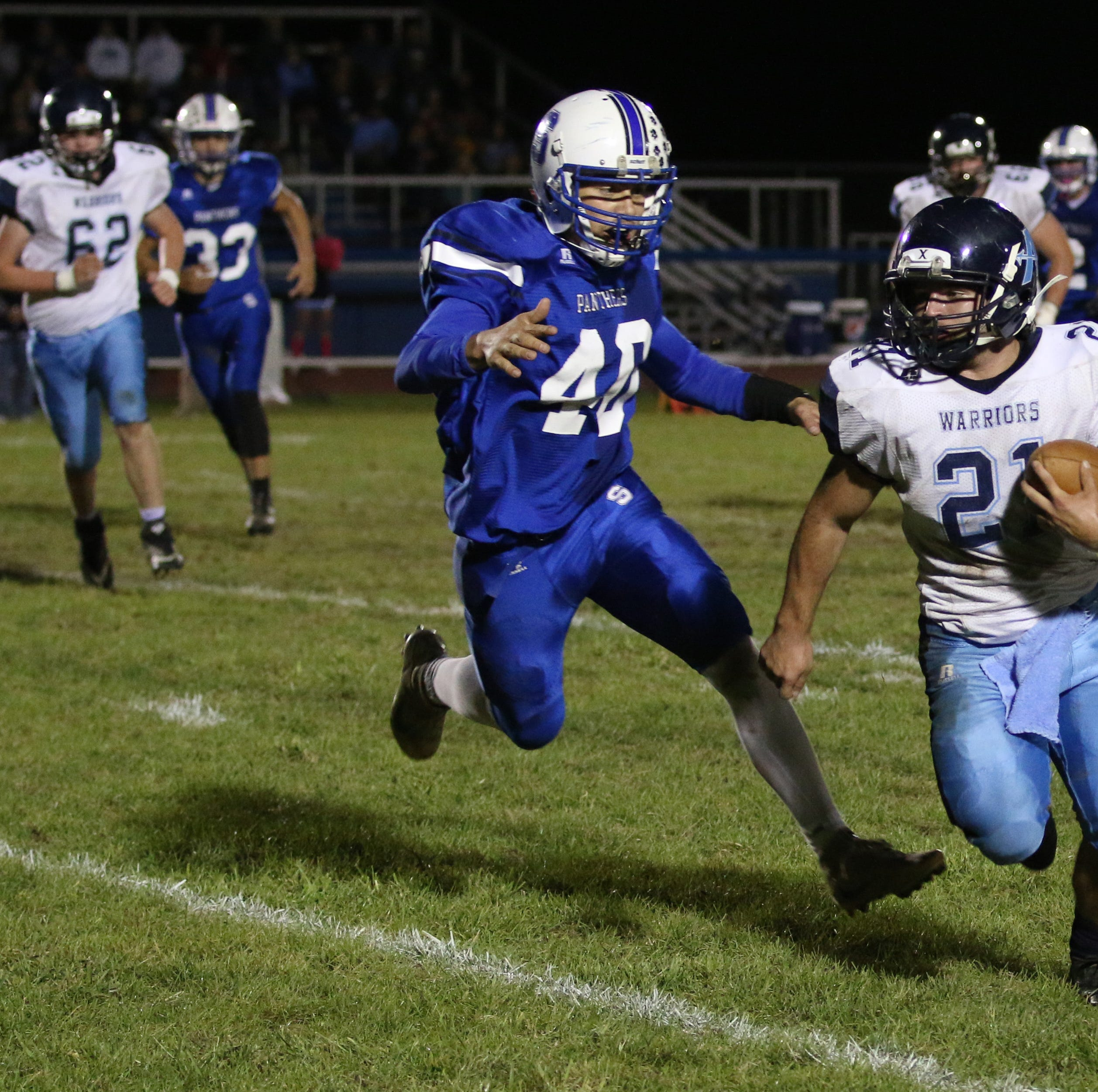 OHIO HS FOOTBALL: Four takeaways from Adenas 33-30 win over the Southeastern Panthers
