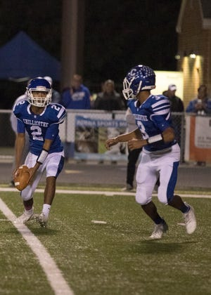 Chillicothe plays Jackson for a share of the FAC title Friday at home at 7 p.m.