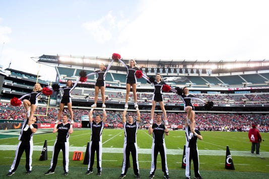 Cincinnati Bearcats Temple Owls