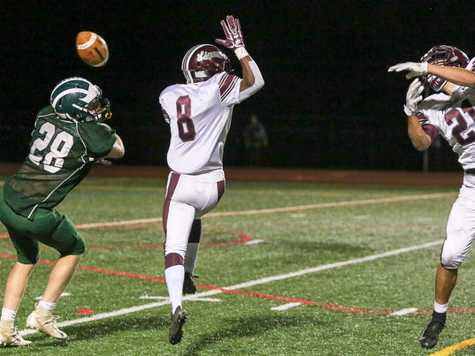 Phillipsburg at Ridge football on Friday, Oct. 19, 2018.