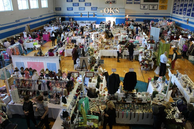 Oak Knoll School of the Holy Child in Summit'sannual 25th annual Royal Boutique will be held Thursday,Nov.1, through Saturday, Nov. 3.