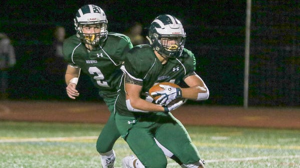 FOOTBALL ROUNDUP: Week 7 results in the Mid-State Conference