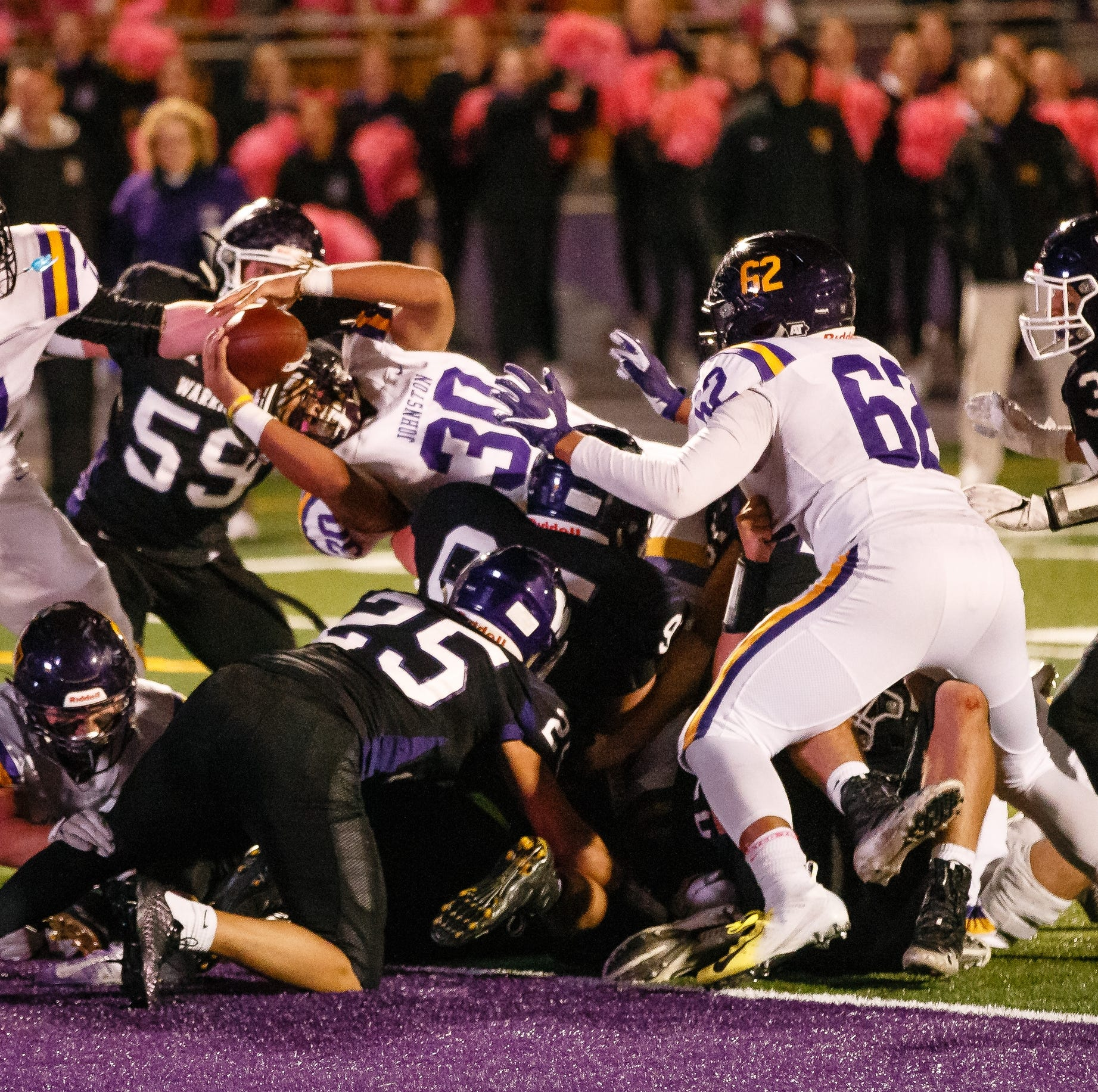 Des Moines Register's High School Football Rankings: Final poll ahead of 2018 playoffs now set