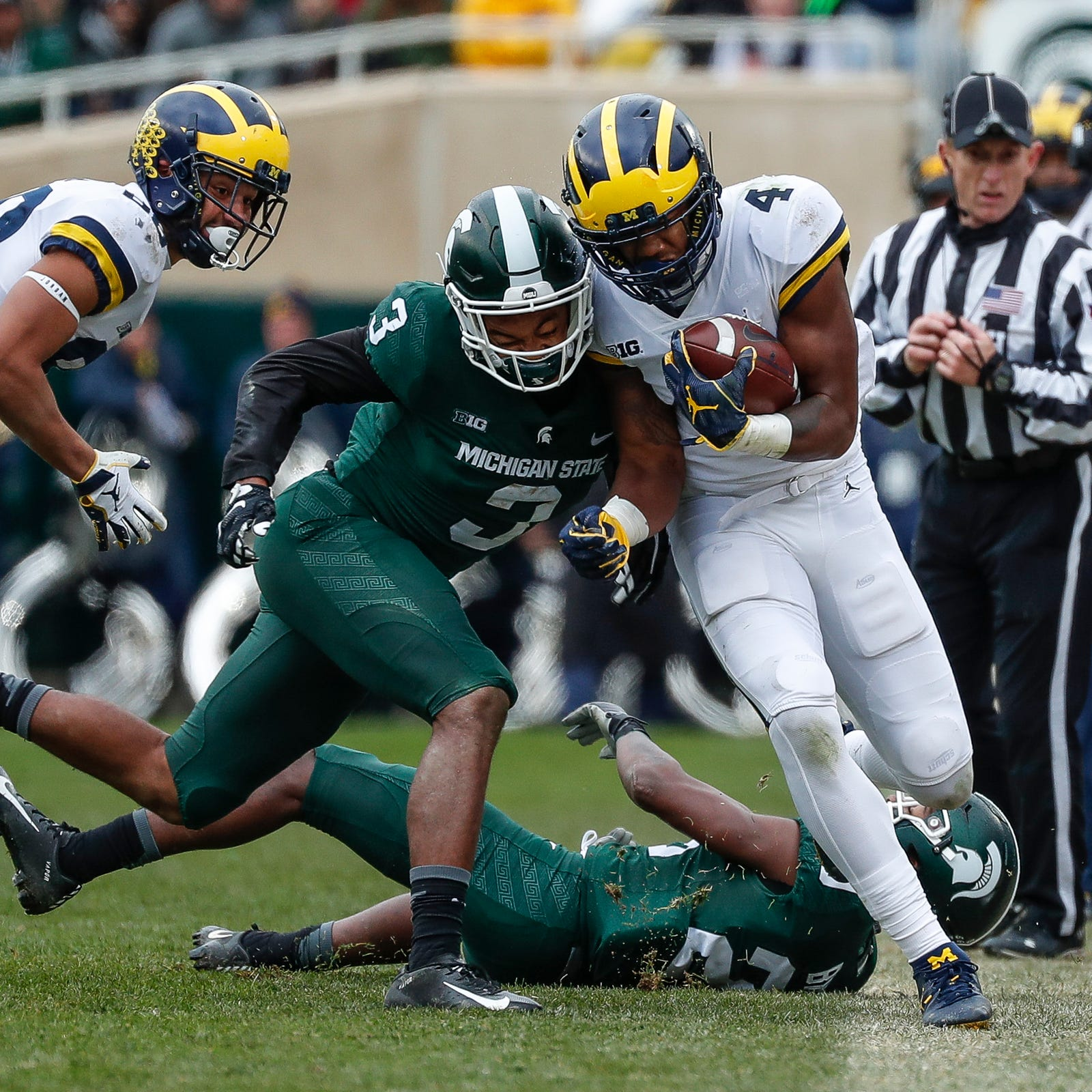 Which Michigan State football freshmen could play in Redbox bowl