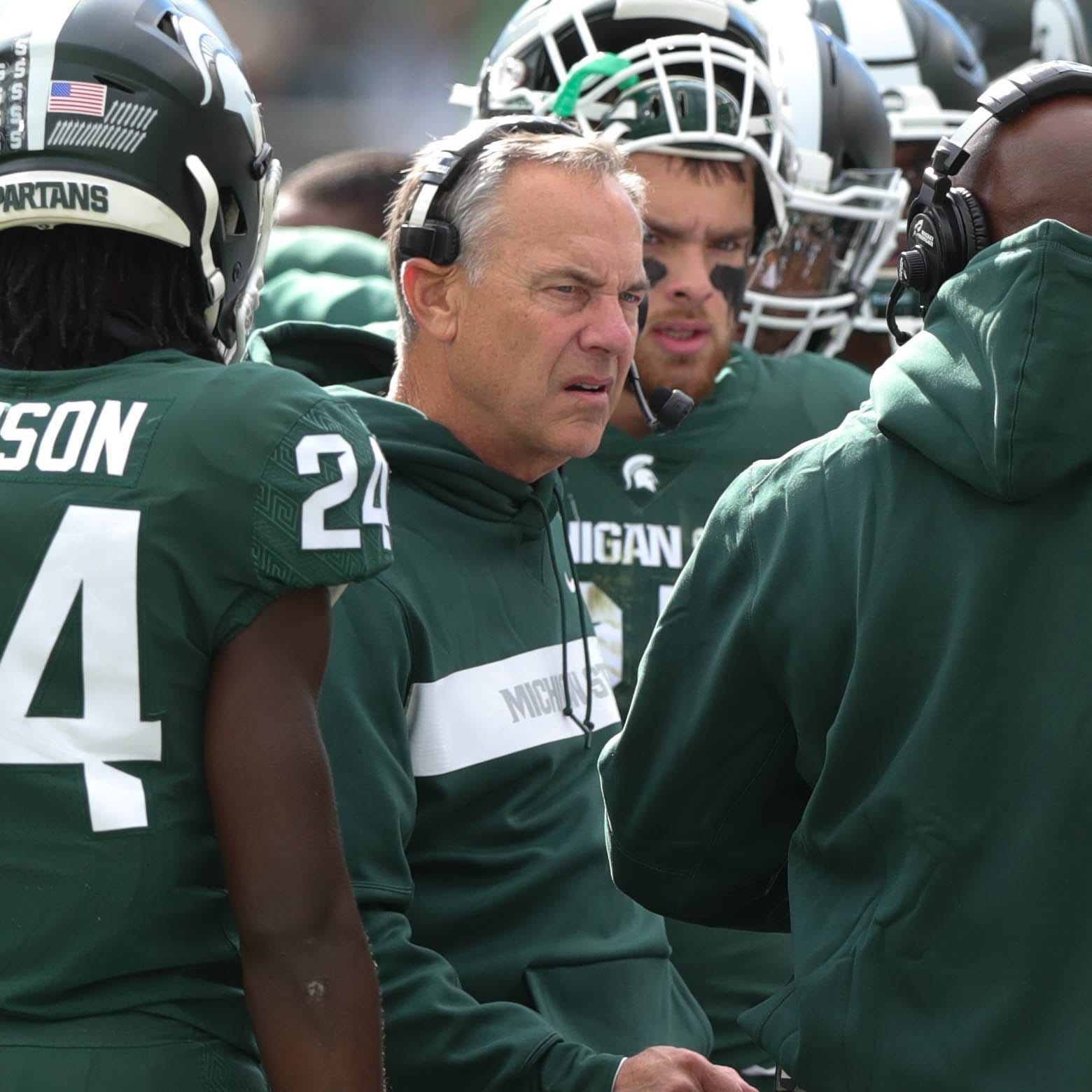 Spartans can't linger on 'What if?' with Purdue coming up next