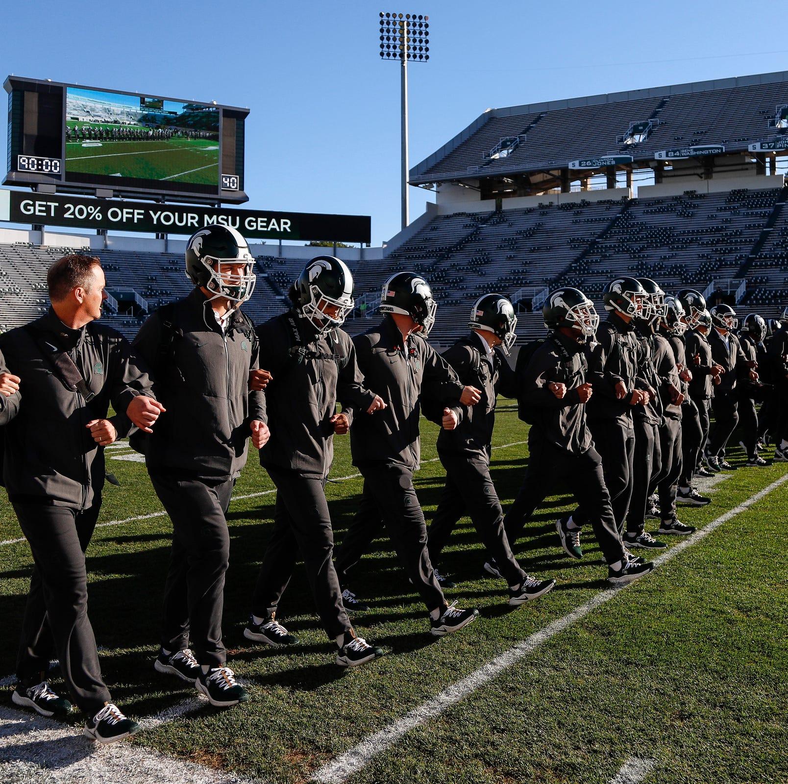 Michigan football, Michigan State players share pregame trash talk