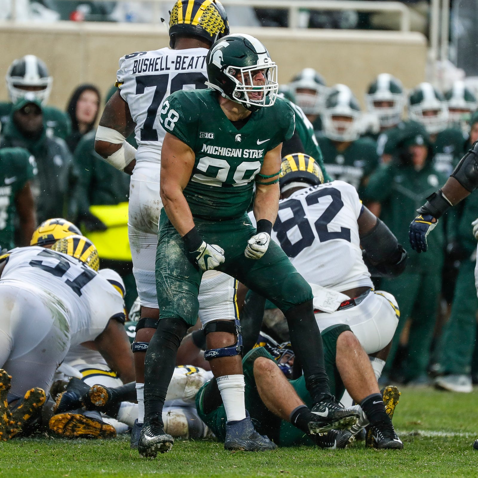 How one MSU football great aided Jon Reschke's path to atonement