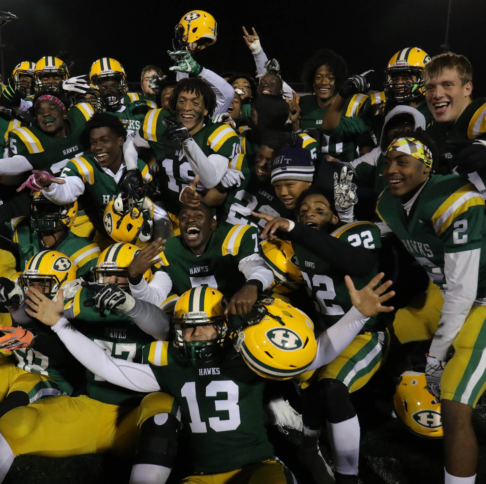 Not over yet! Farmington Hills Harrison's season continues with win