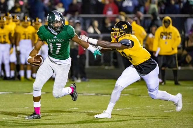 Jalen Graham and Detroit Cass Tech enter the playoffs as The Detroit News' No. 1-ranked team in the state.
