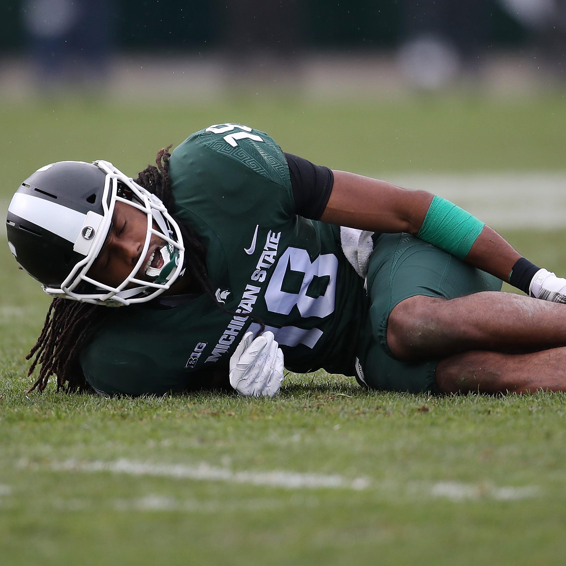 MSU's Felton Davis reportedly suffers torn Achilles