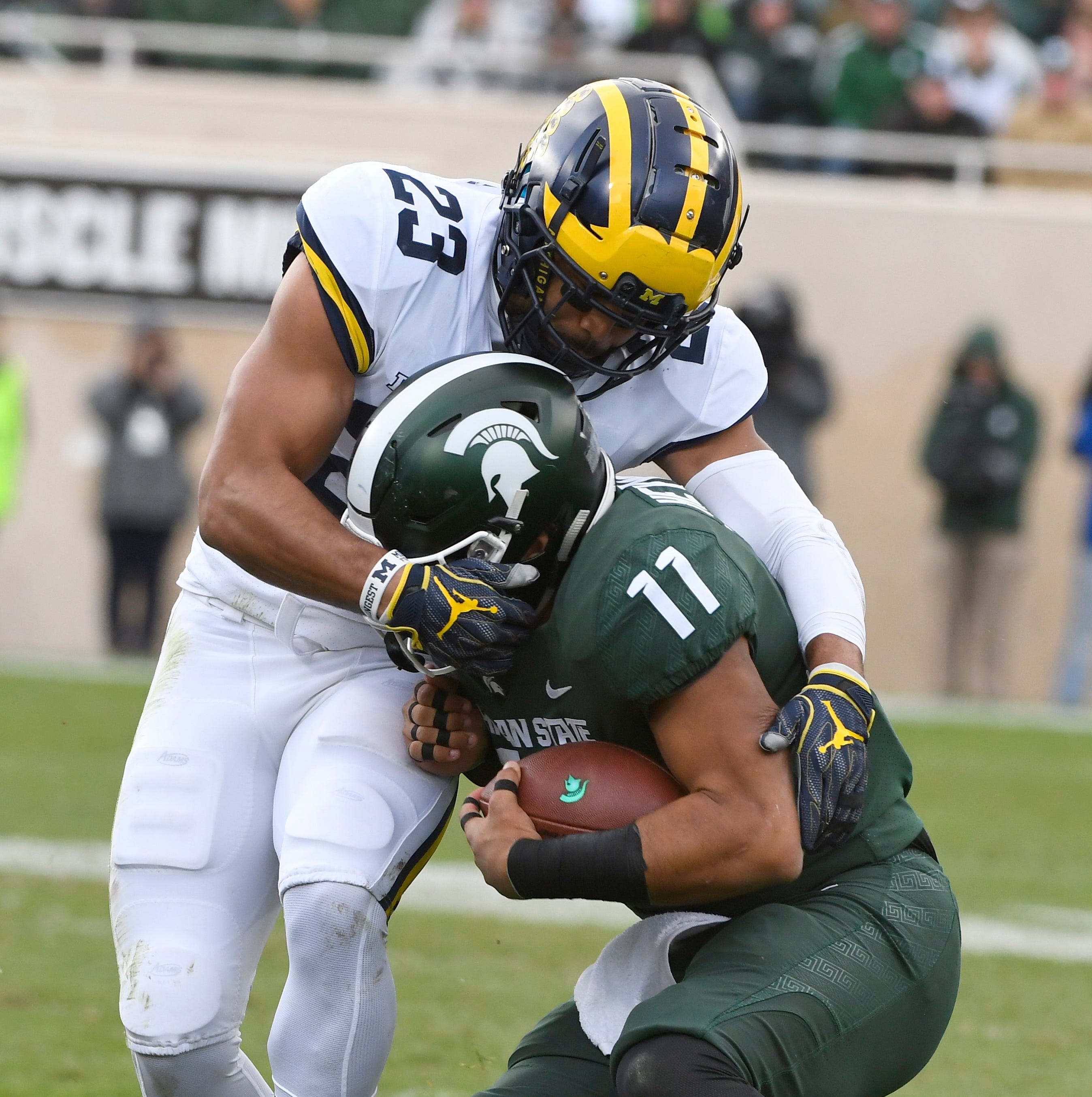 UM defense pitches 'dream game' against MSU