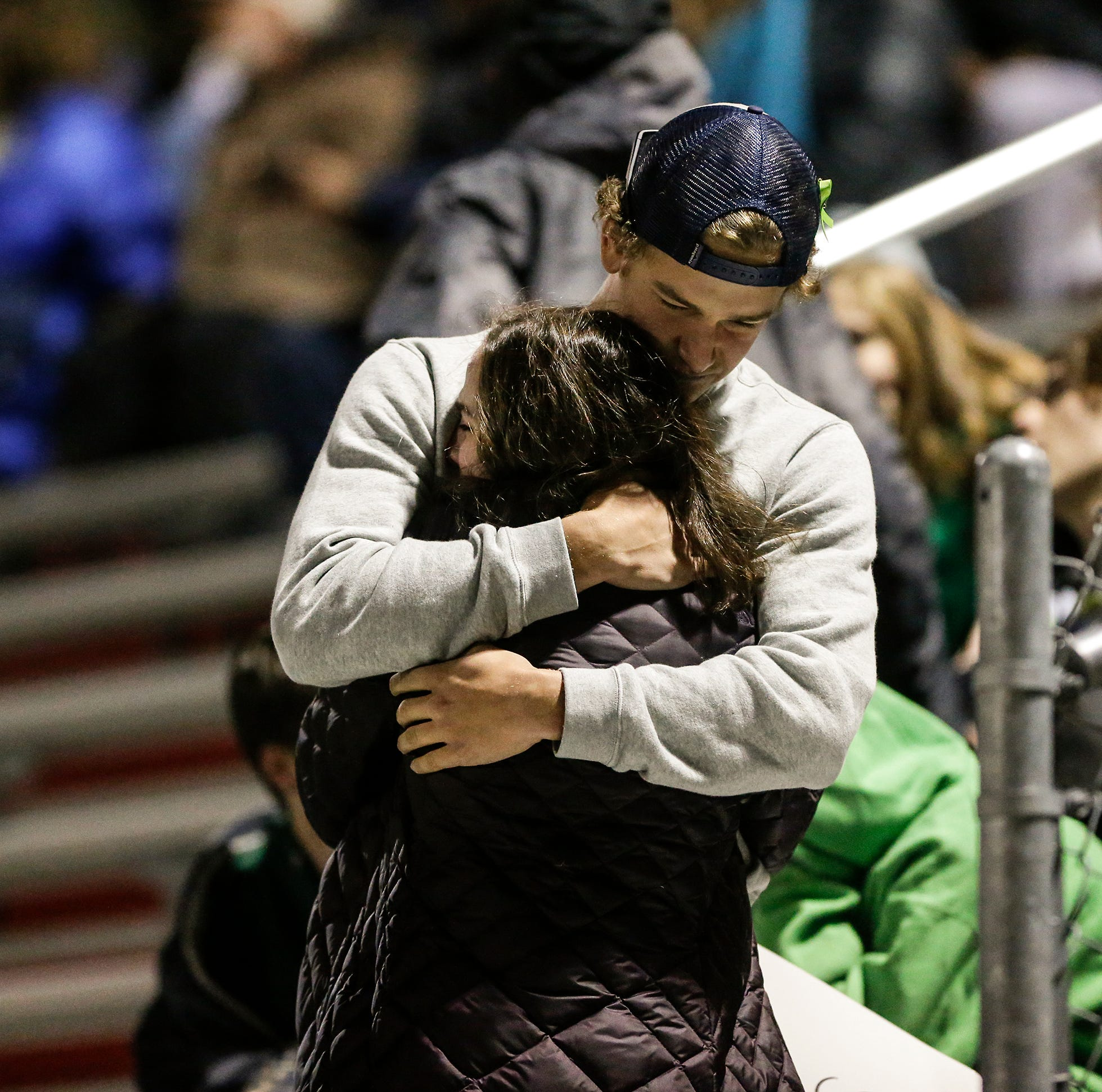 High school football: St. Mary's Springs rallies in playoff win in the midst of tragedy