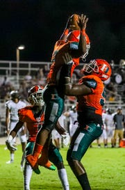 Dunbar senior running back Brandon Benjamin will be a player to watch when the Tigers face Port Charlotte in a spring game on Friday.