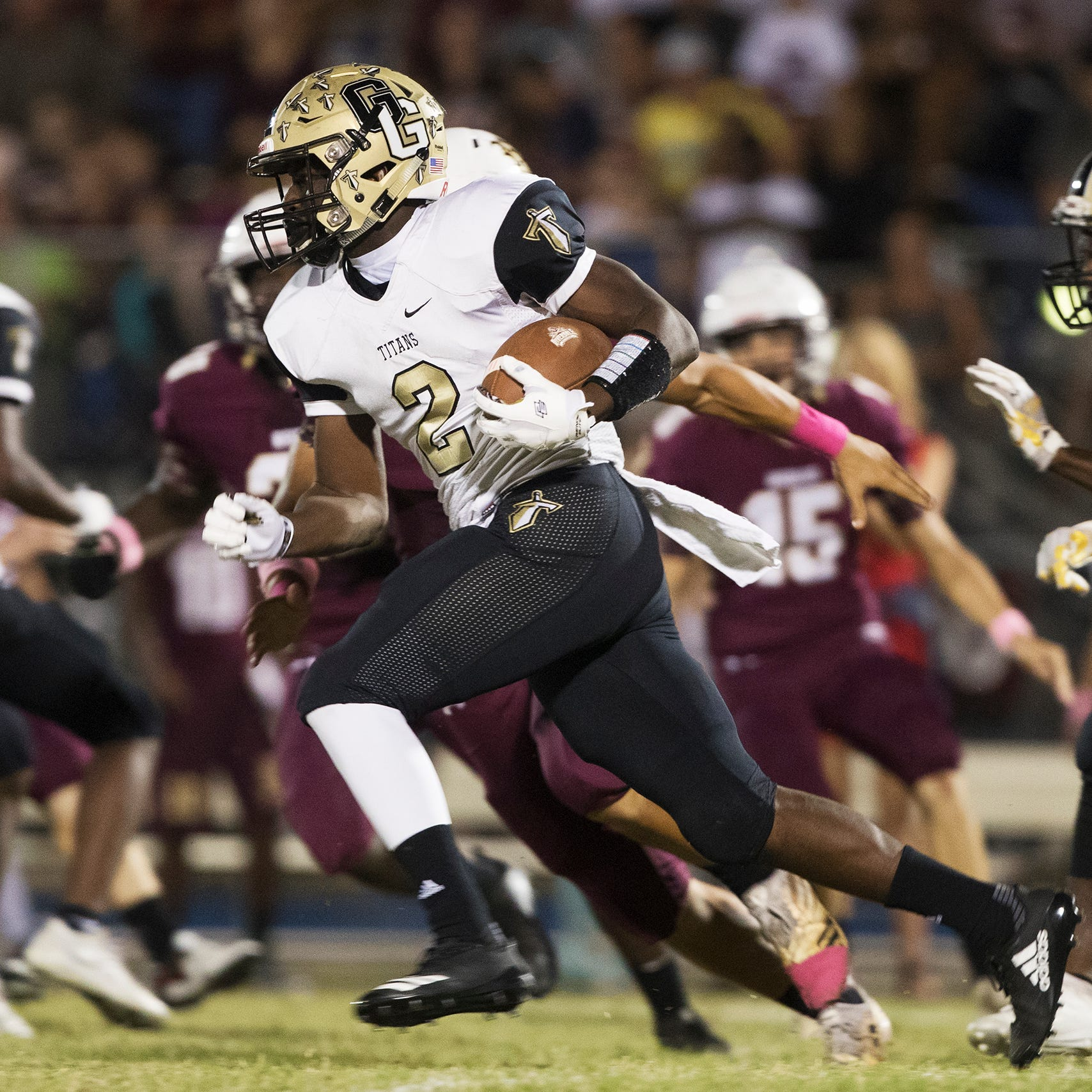 SWFL High School football: Scores, photos, videos for Week 9 of the regular season