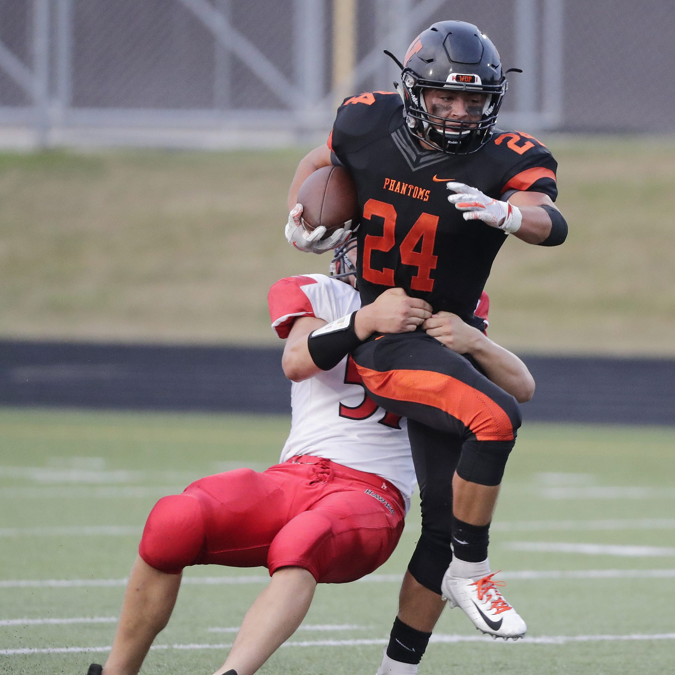 WIAA football: West De Pere looking for a Notre Dame rematch? Not yet