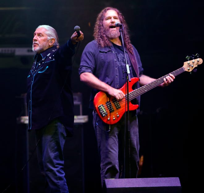 The Marshall Tucker Band opened for Lynyrd Skynyrd at the Resch Center in 2018. The band will play the new EPIC Event Center this summer.
