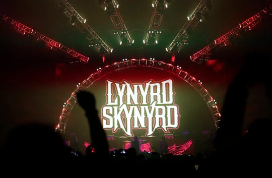 Lynyrd Skynyrd will perform Saturday as part of their Farewell Tour at the Ford Center.