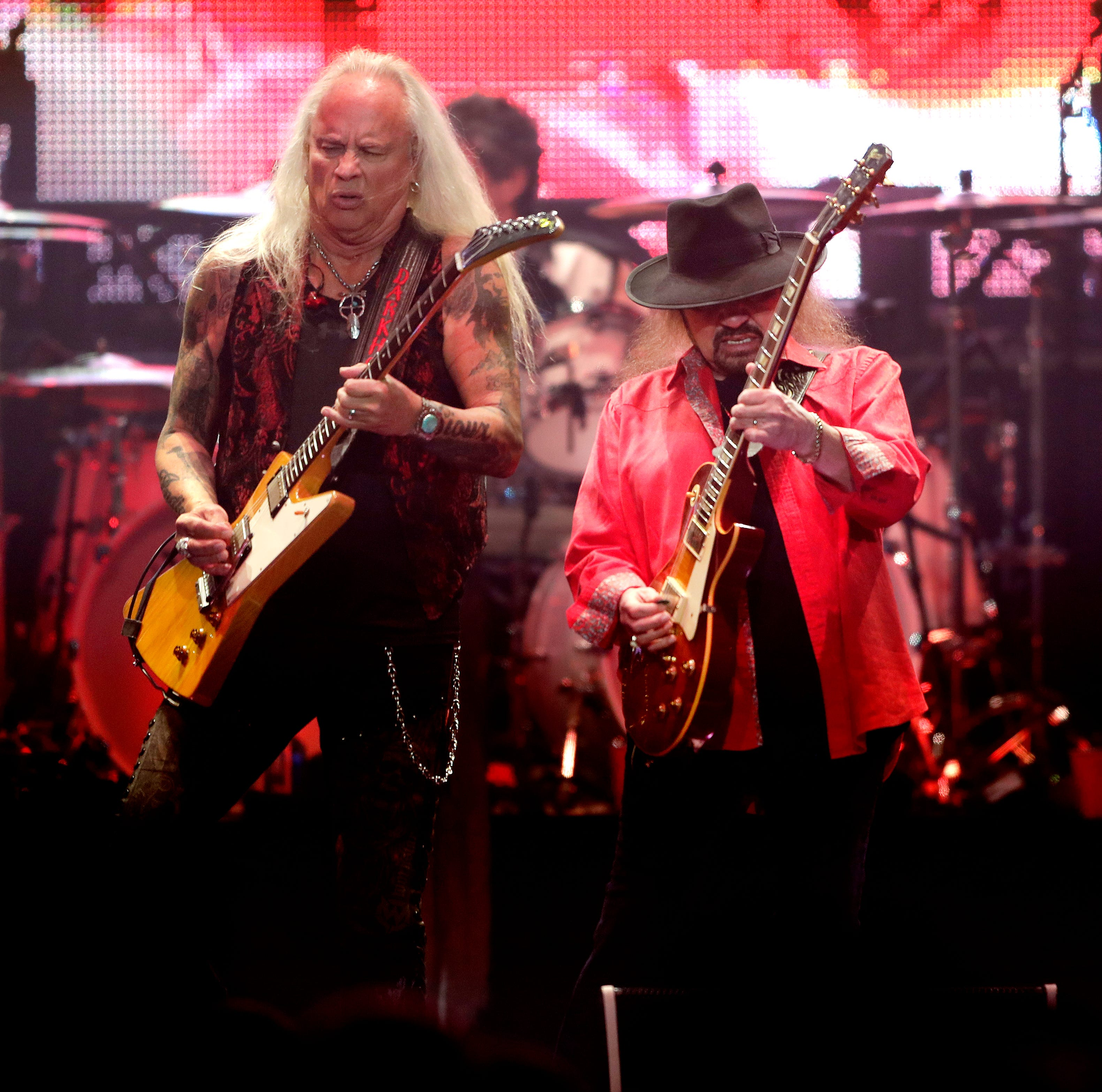 Lynyrd Skynyrd proves they can still raise a little hell with farewell stop at Resch