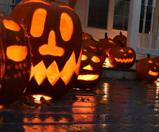 Pumpkins are grinning from the doorsteps, Monster Mash is playing on the radio and kids are preparing for their annual sugar rush.