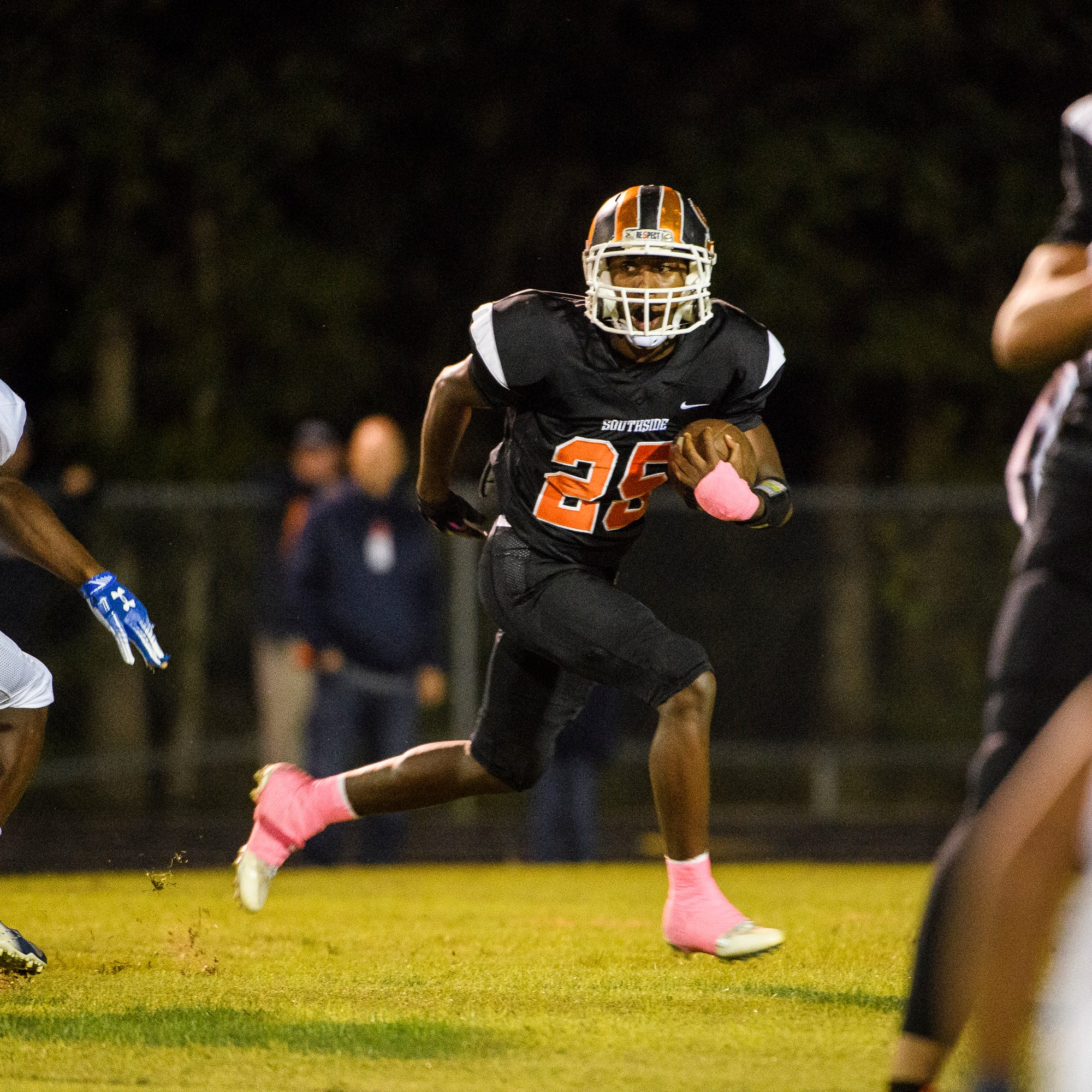 Week 9: High school football multimedia roundup for Anderson and Greenville