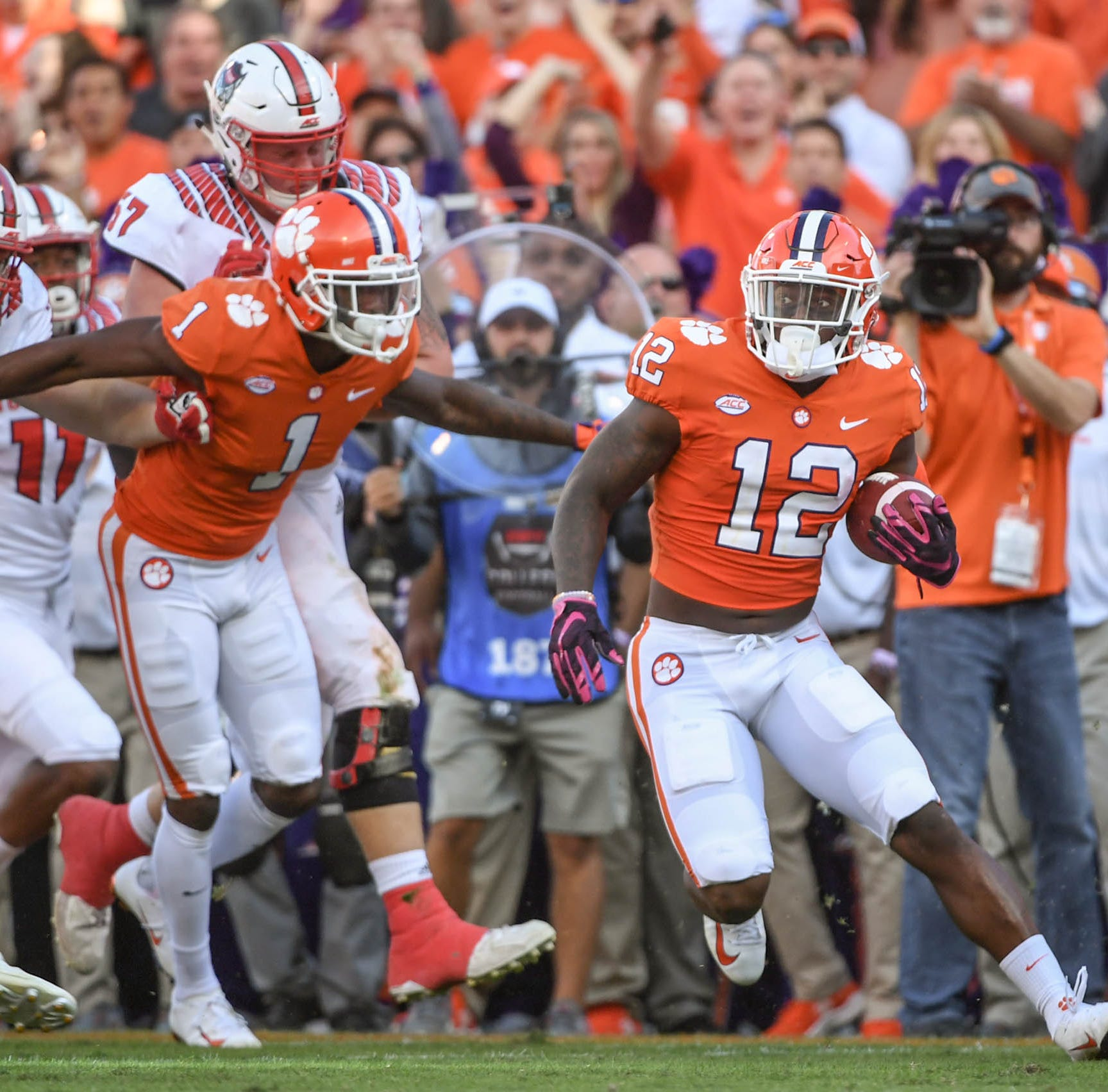 Clemson put all puzzles pieces in place for College Football Playoff run
