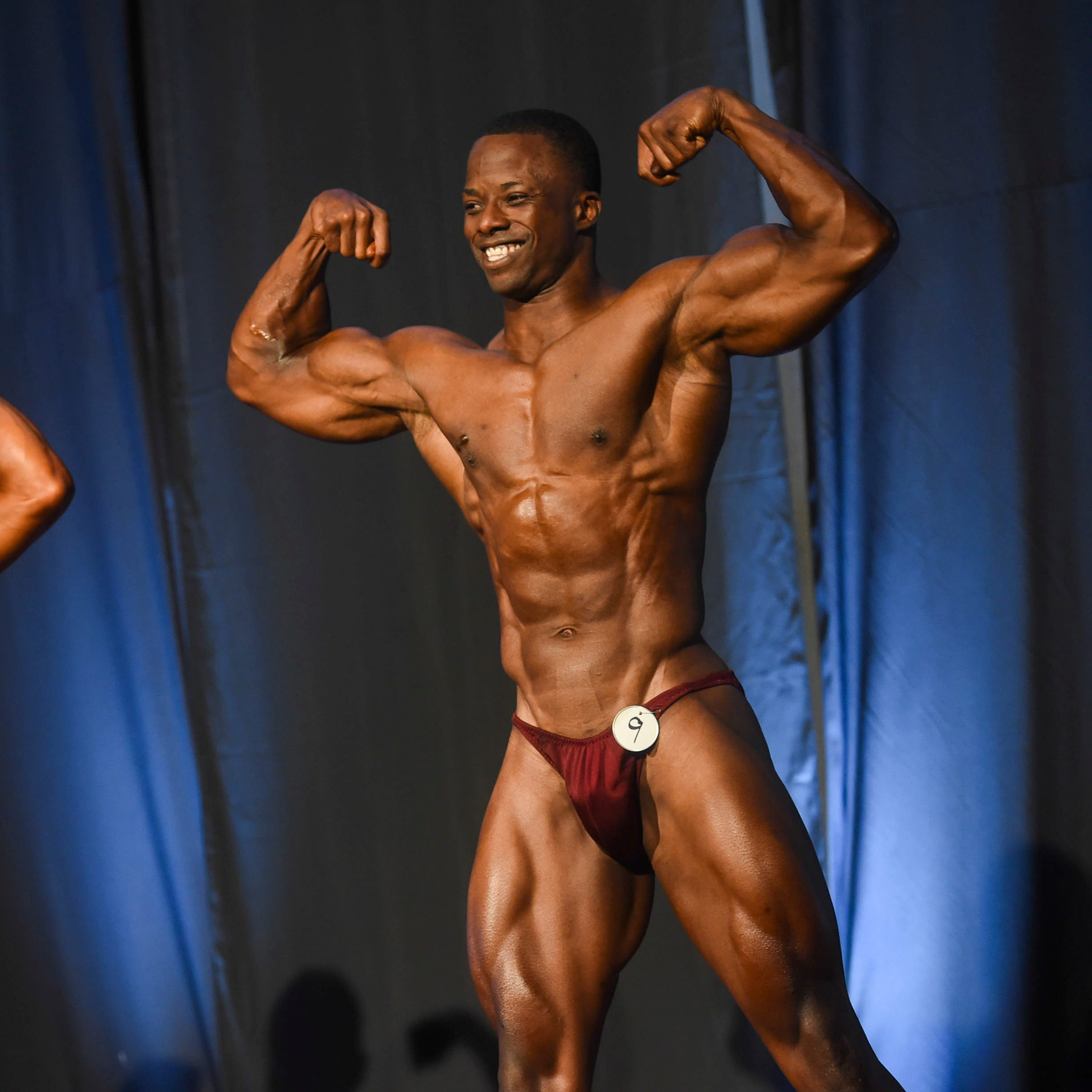 Competitors showcase hard work at bodybuilding competition