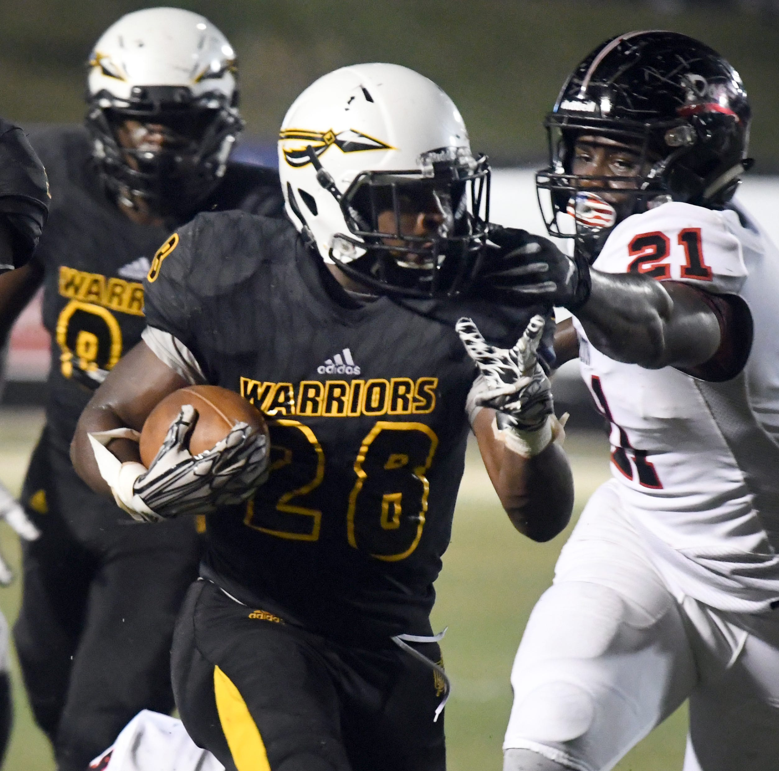Oak Grove falters late, falls to Brandon's fourth-quarter surge