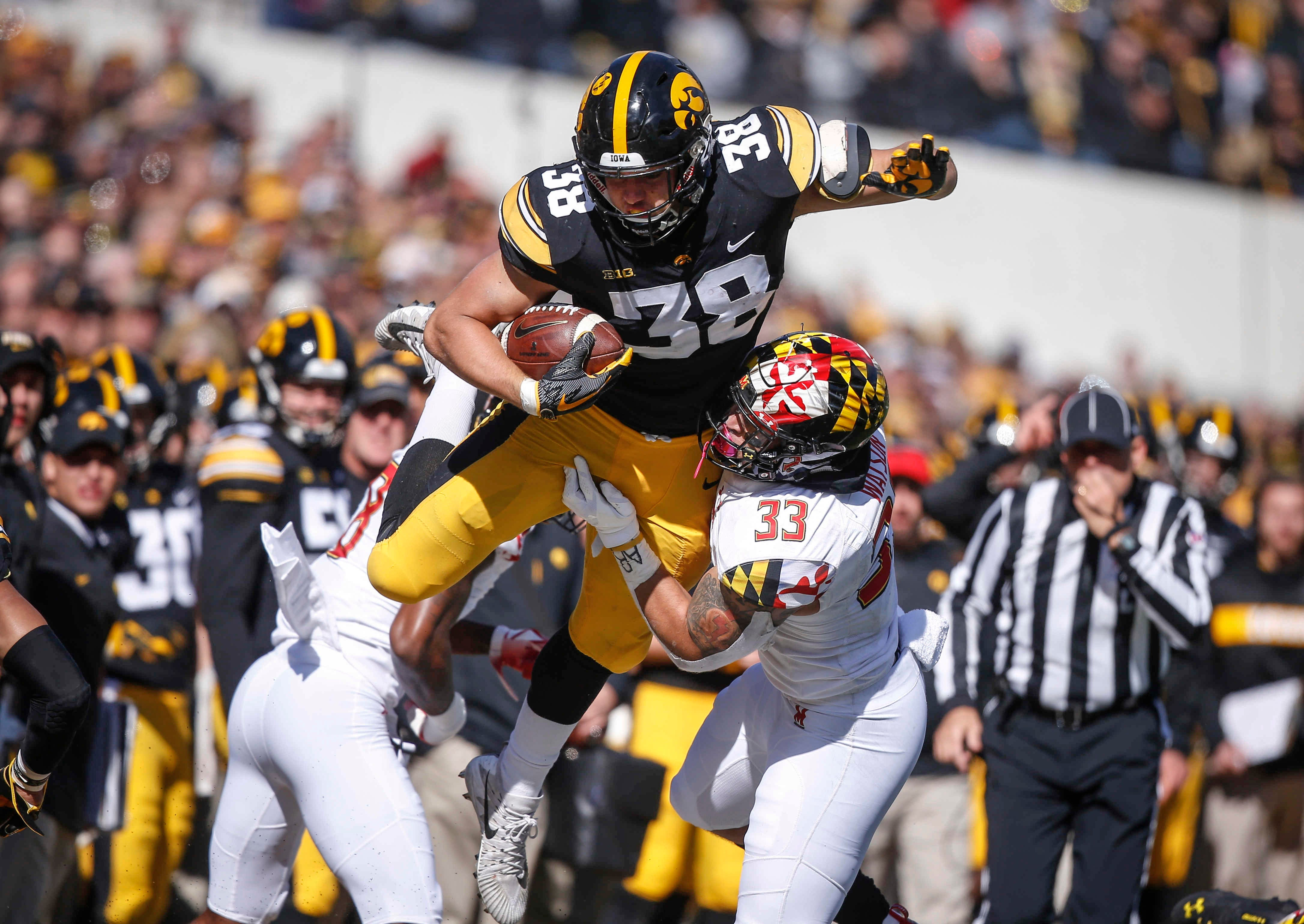 98e78821 NFL Draft: What the Detroit Lions are getting in Iowa's T.J. Hockenson