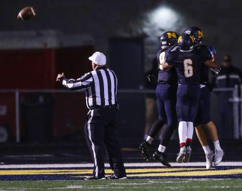 Indiana high school football sectional: Mooresville beats ...