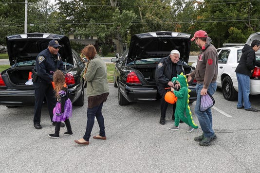 Trunk Or Treat At Indiana State Police Museum In Indianapolis Saturday Oct 20 2018
