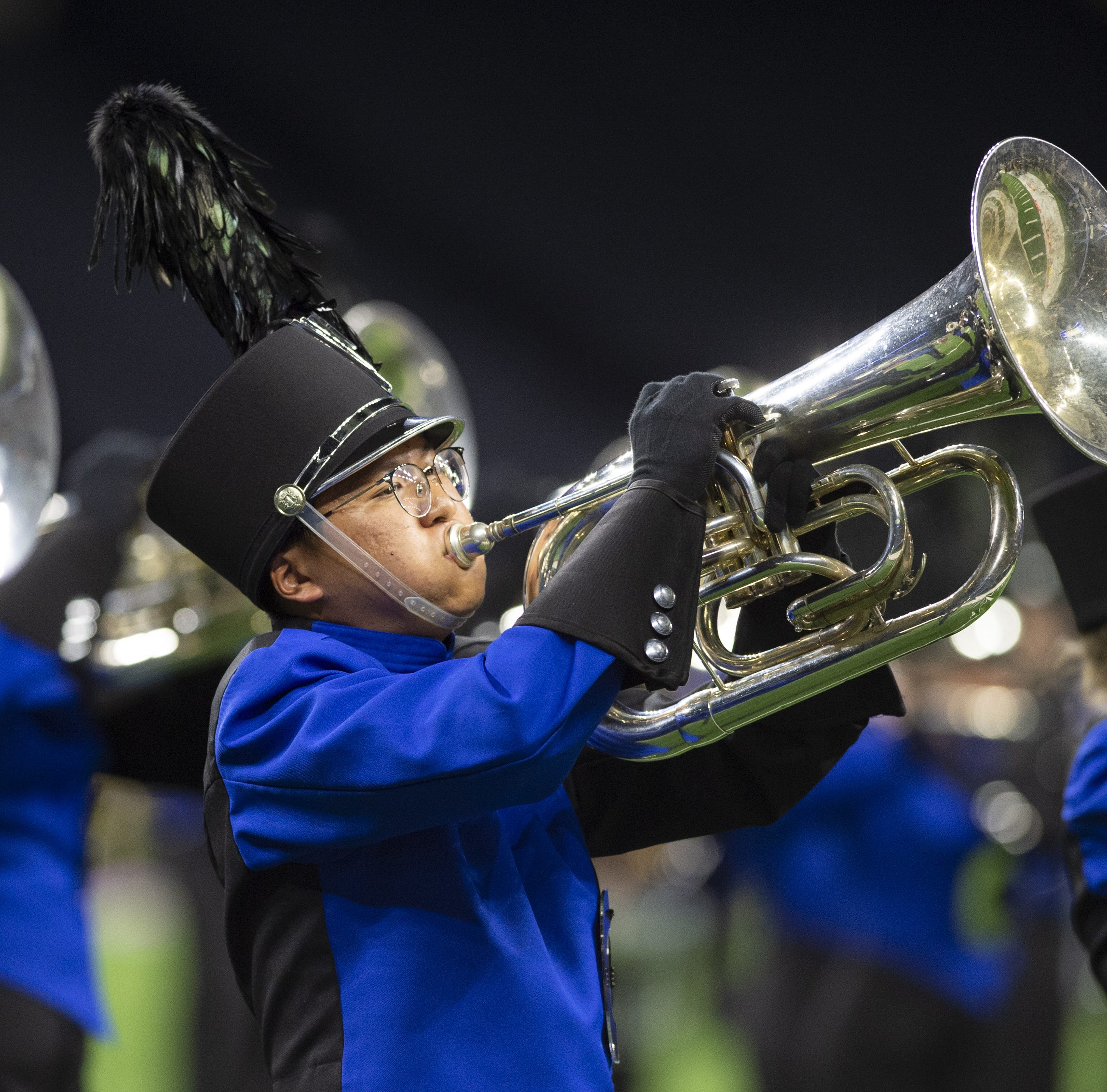 Carmel marching band wins super regional