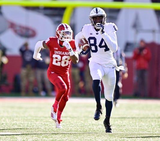 Ncaa Football Penn State At Indiana
