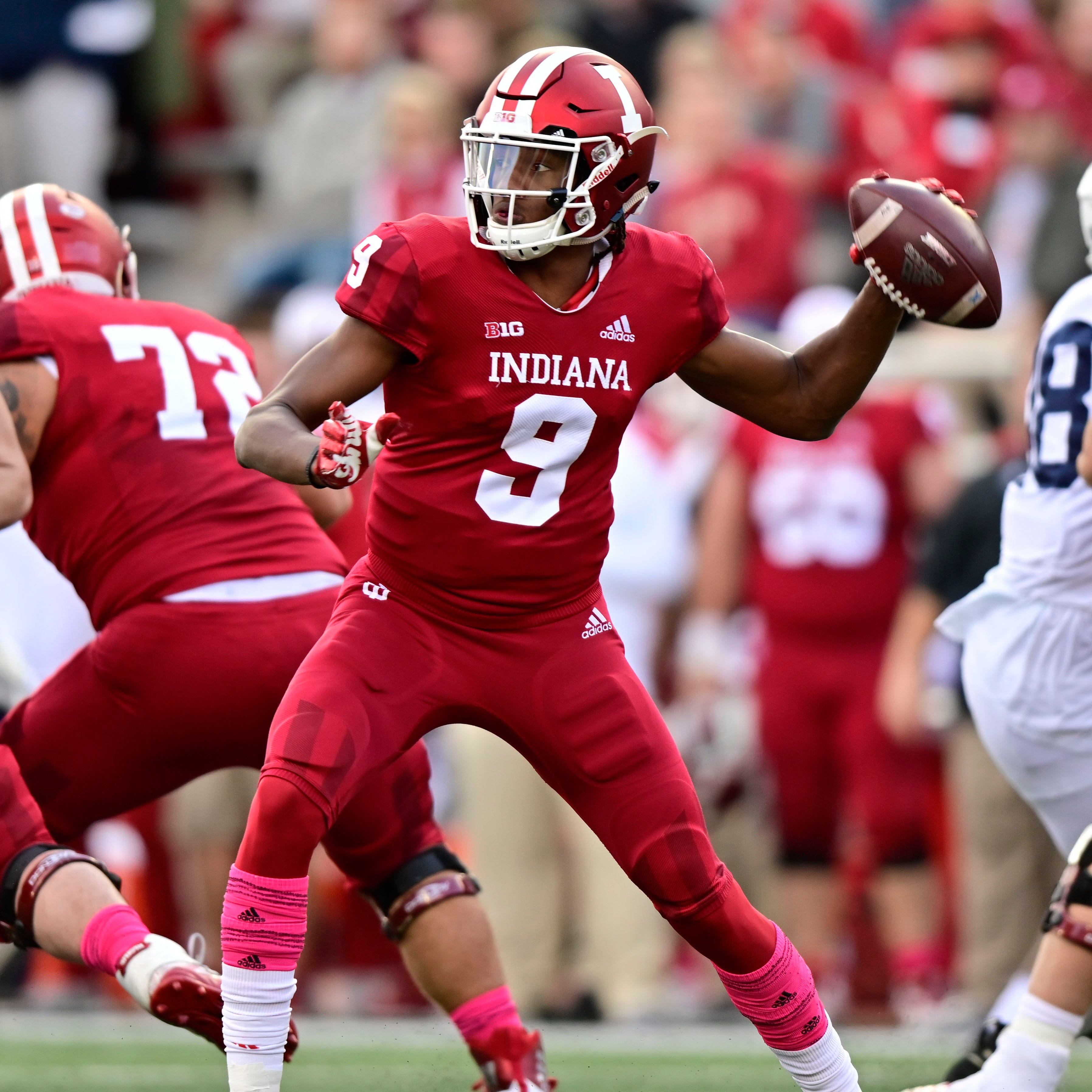 IU freshman QB Michael Penix out for year with torn ACL