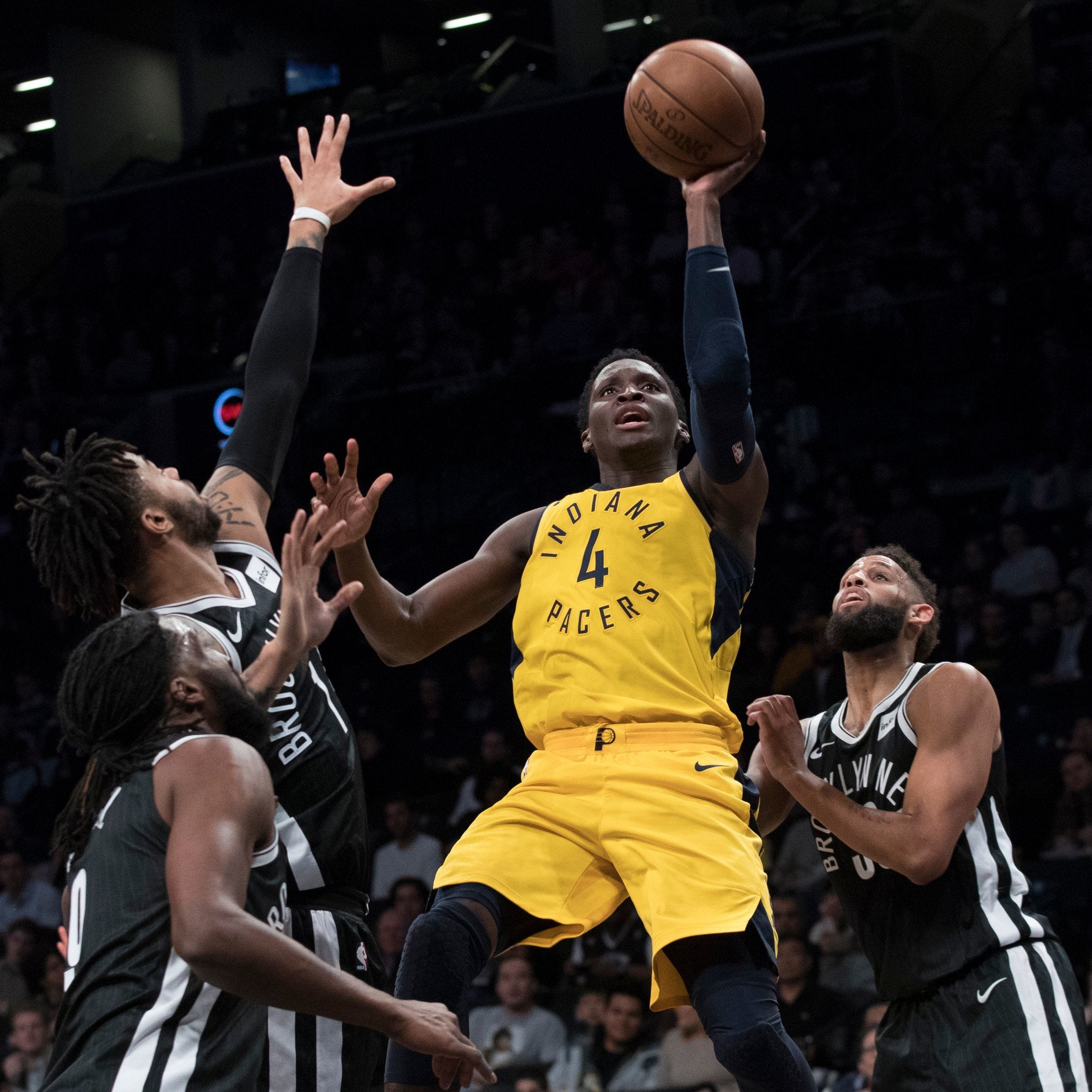 Matchup preview: What to watch as Pacers try to rebound vs. Nets