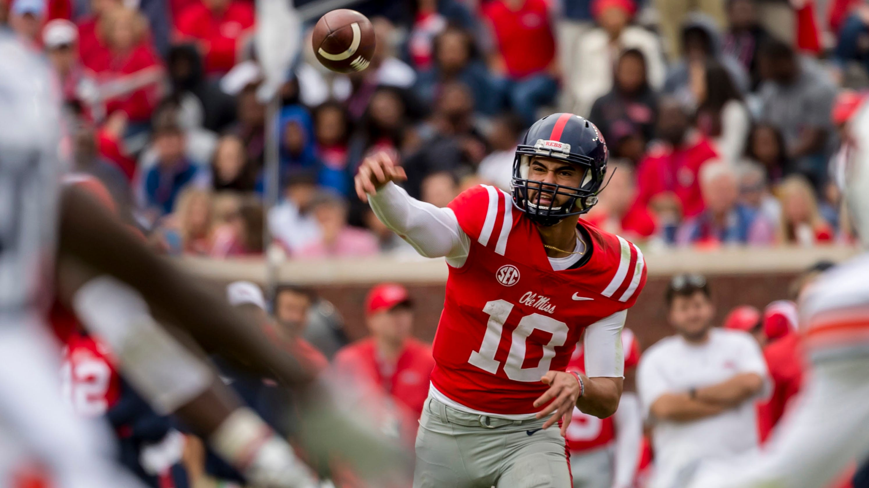 Rosters Depth Charts For Ole Miss Versus South Carolina On Saay