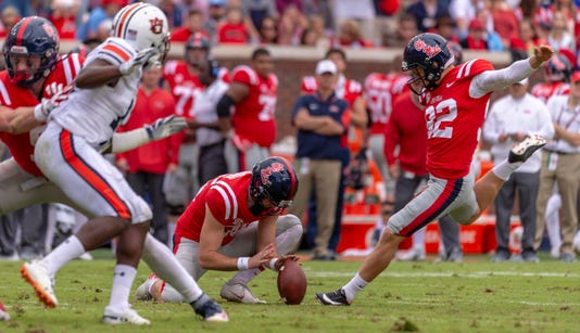 4914a11a6 Ole Miss football  Rebels coaches explain 2018 red zone woes