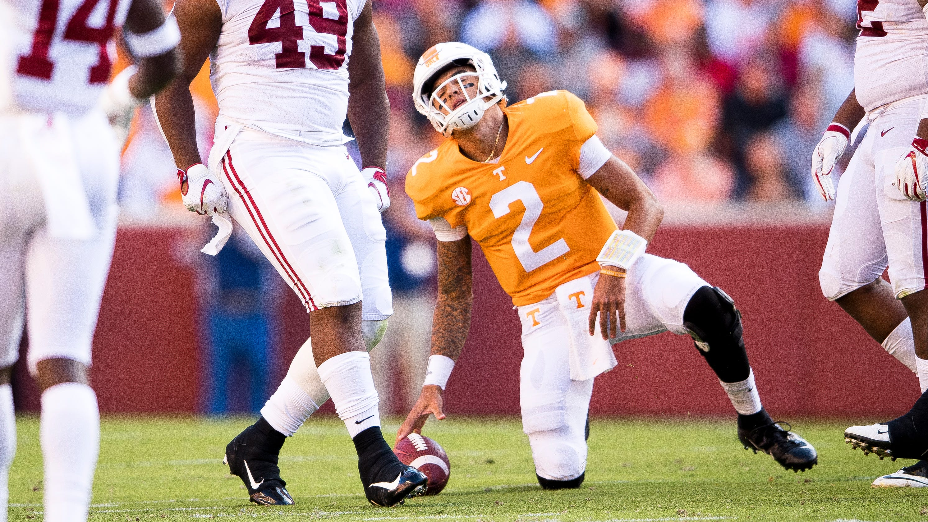 UT Vols: Tennessee football vs South Carolina 5 things to know
