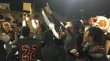 Belleville's big plays were too much for Brighton in the KLAA football championship game.