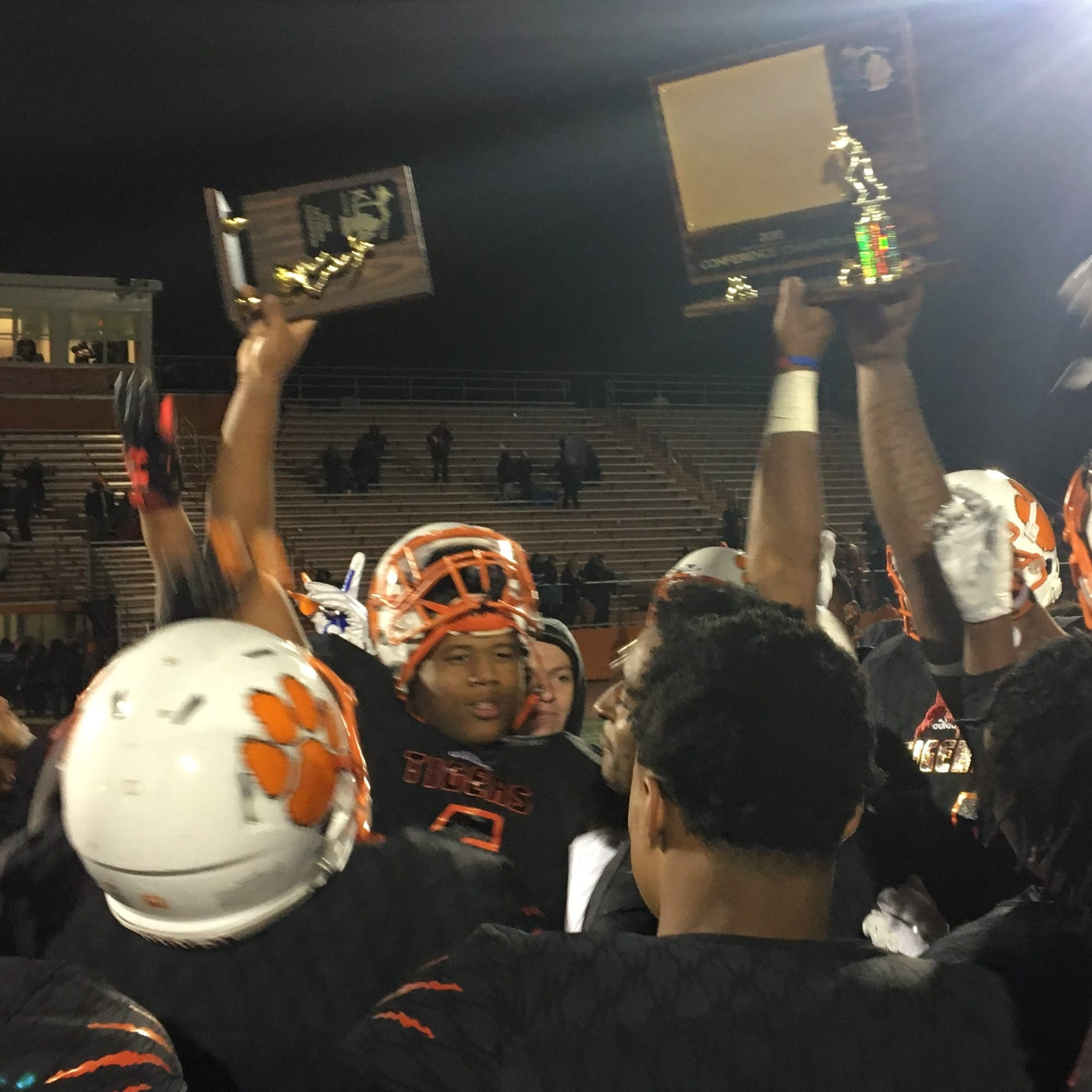 Brighton looks ahead after losing to Belleville in KLAA football championship game
