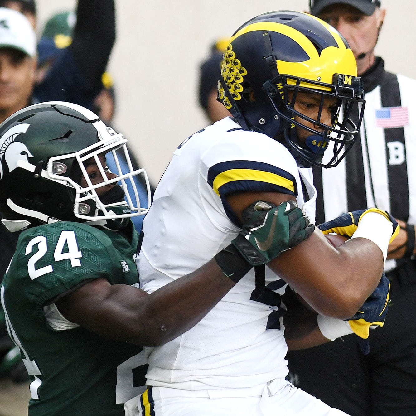 Michigan State offense takes brunt of online criticism in loss to Michigan