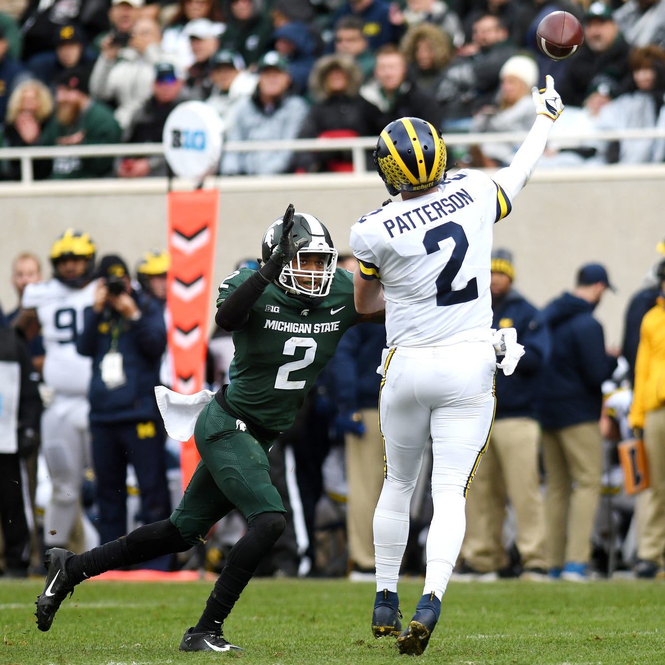 Turning point, unsung hero and more from Michigan State's loss to Michigan