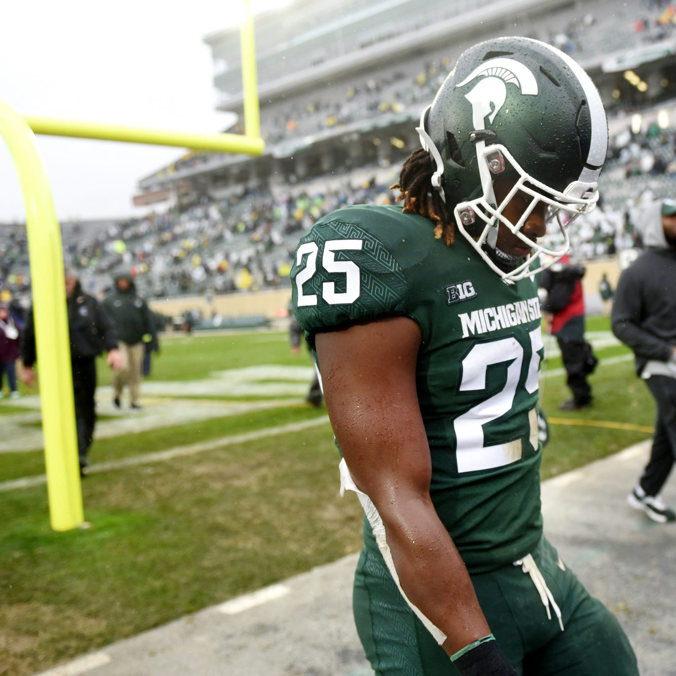 Couch: Michigan State football stares at a psychological and physical breaking point