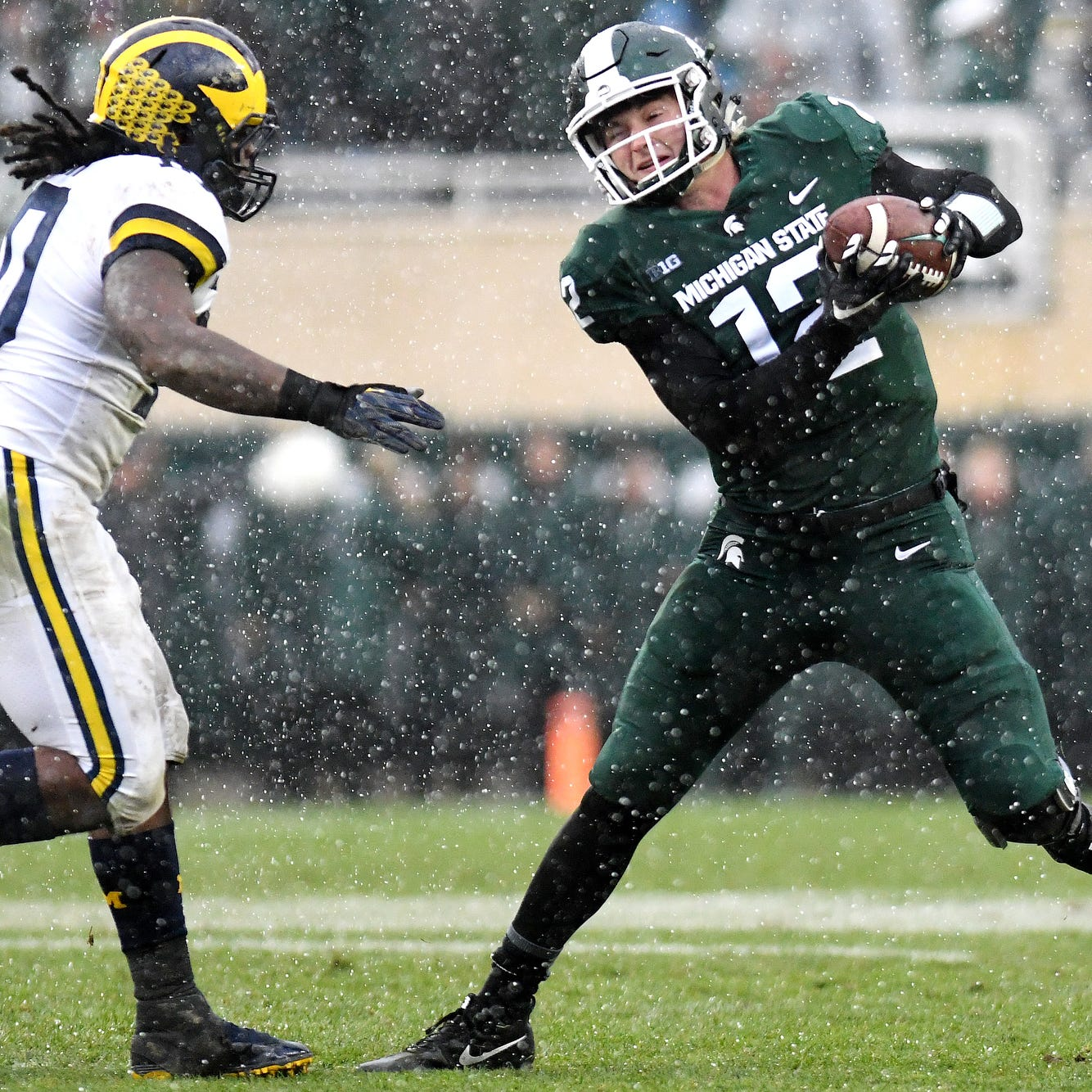 Michigan State football made-up mailbag: Should Rocky Lombardi start at QB against Purdue?