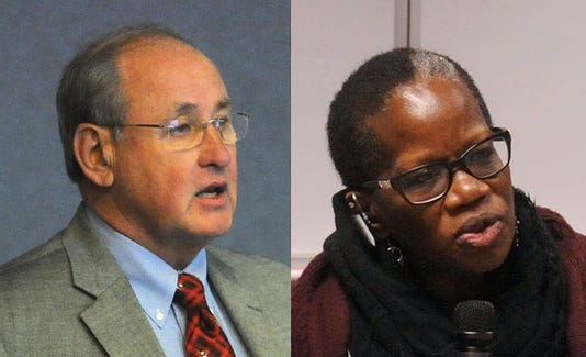 Marion commissioners race