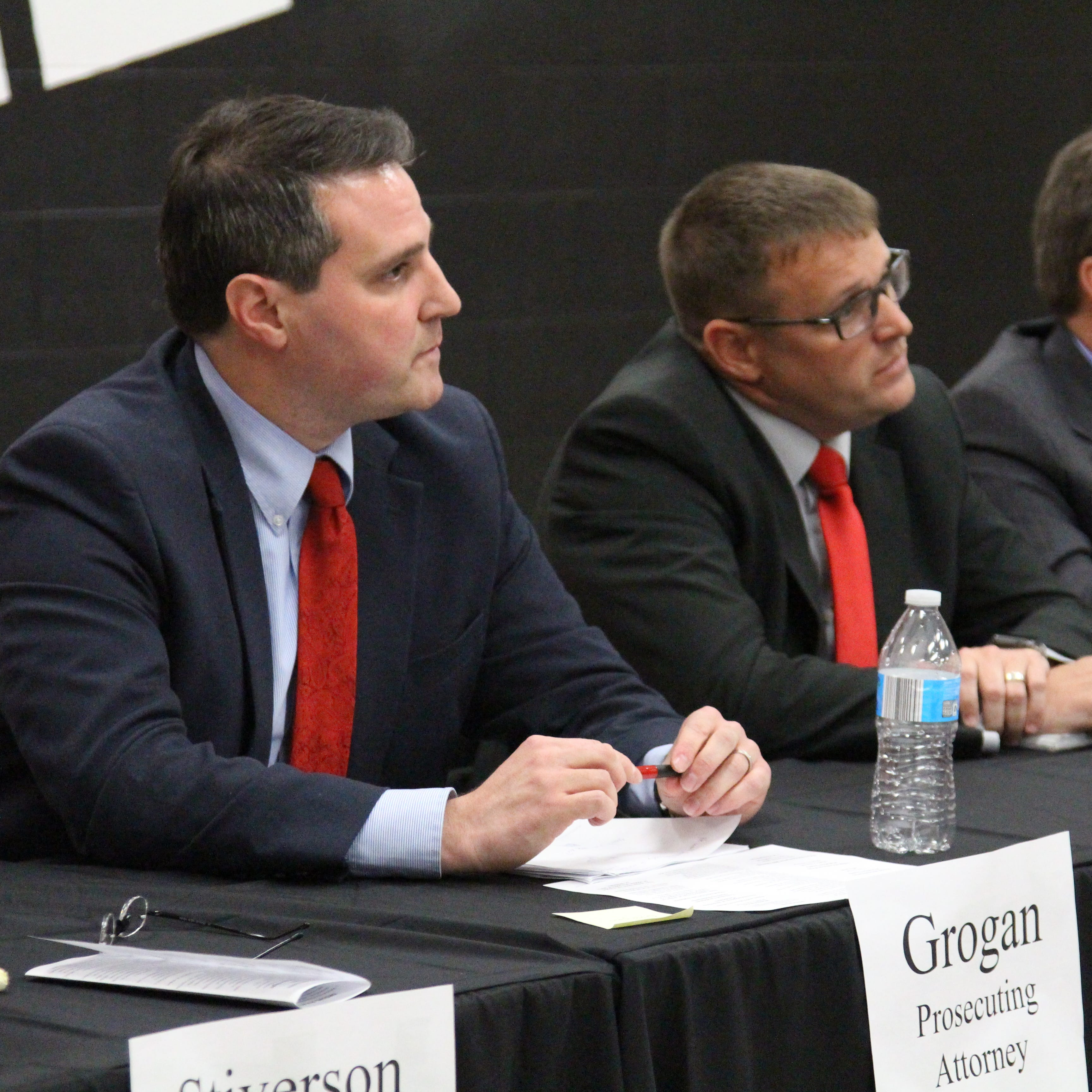 Marion prosecutor candidates differ on drugs, foreclosures