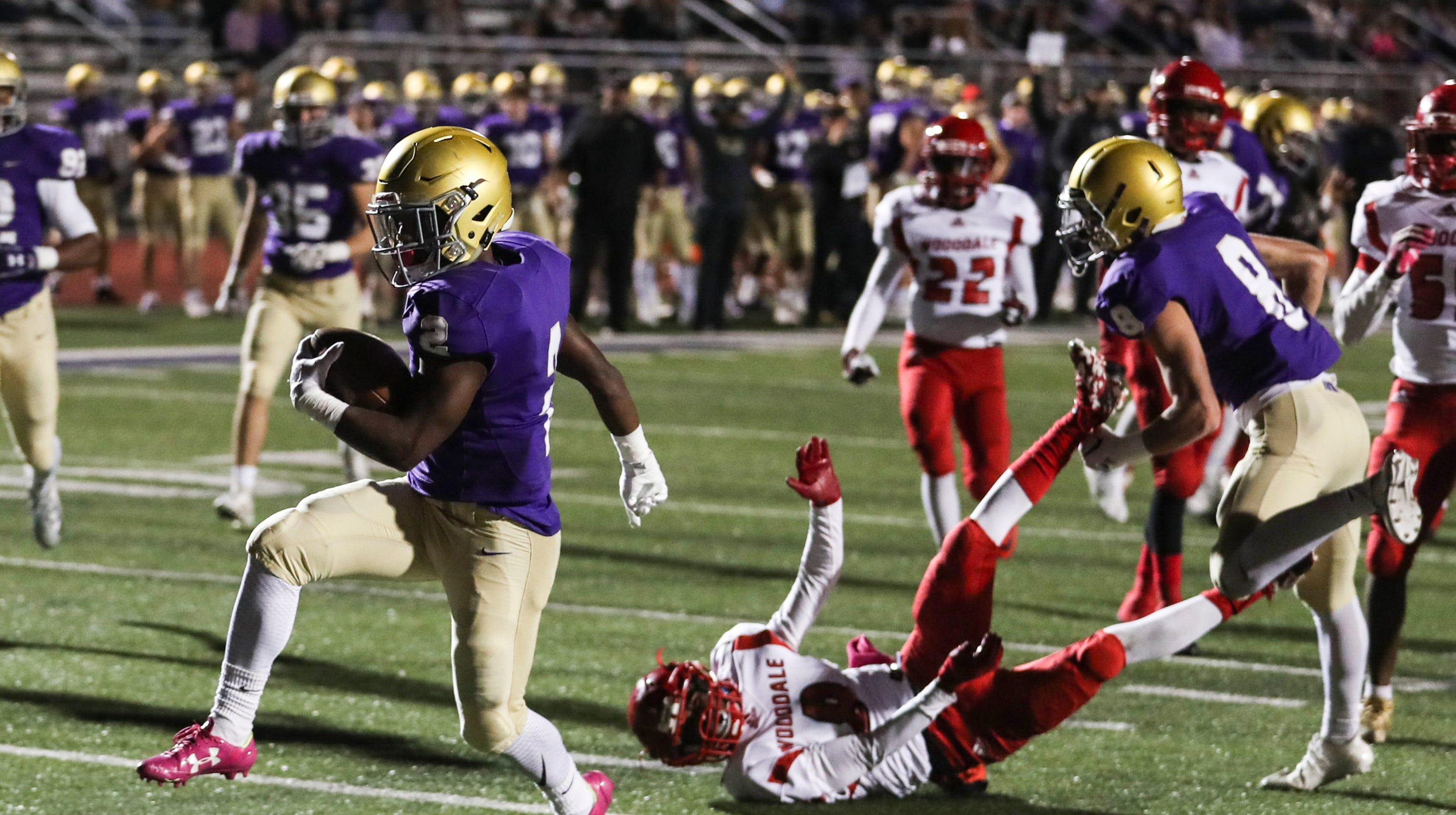 Memphis high school football rankings heading into Week 11