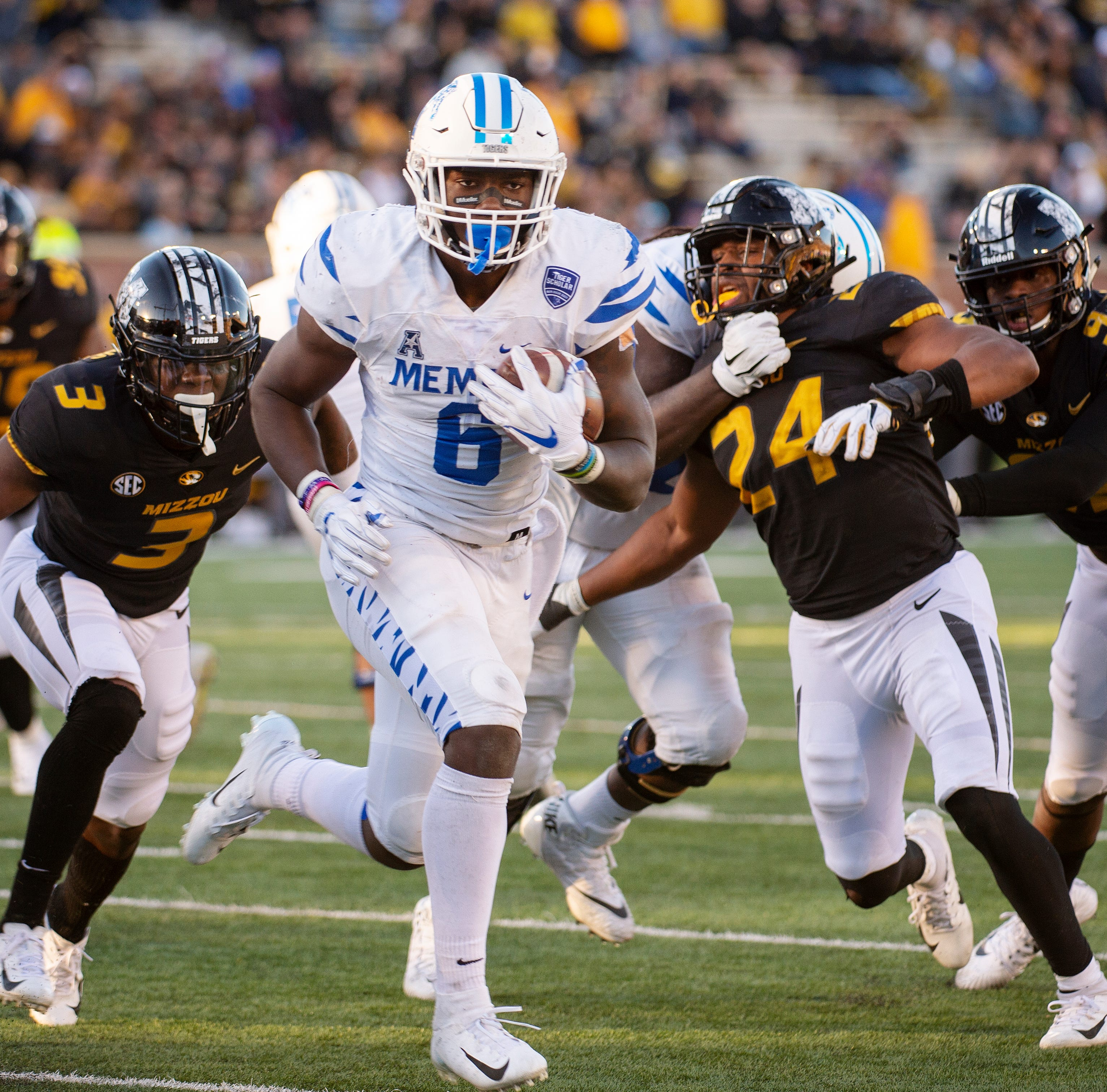 Best, worst from Memphis football's crushing loss at Missouri