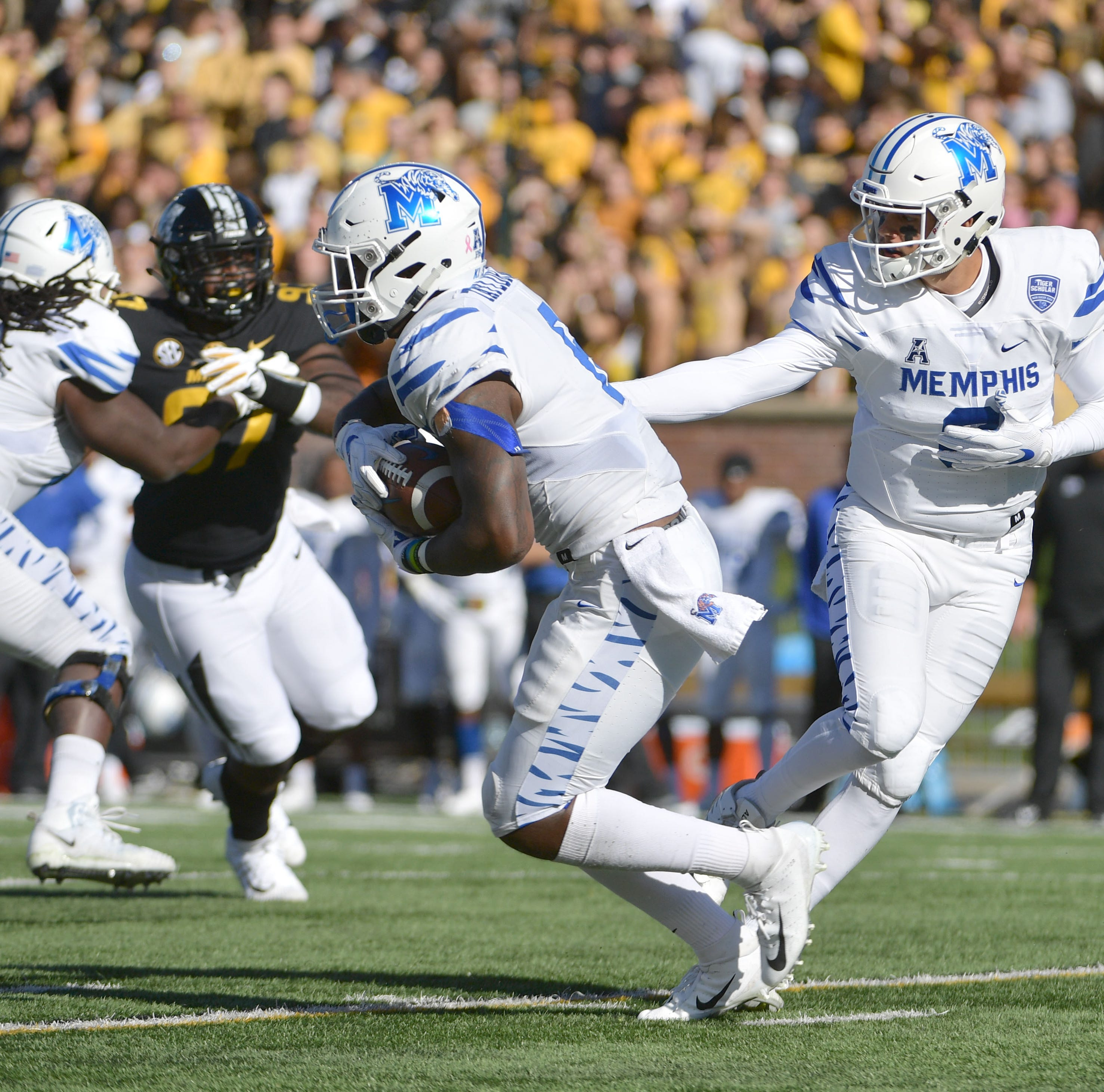 How Memphis lost 65-33 at Missouri
